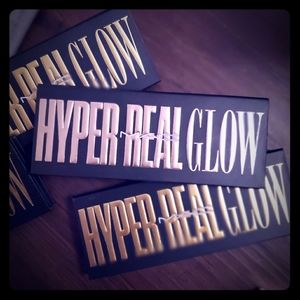 MAC HYPER REAL GLOW 3 COLOR HIGHLIGHTER